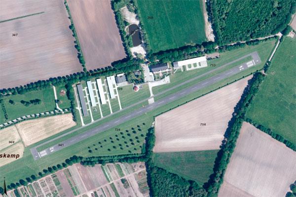 Flugplatz Felde