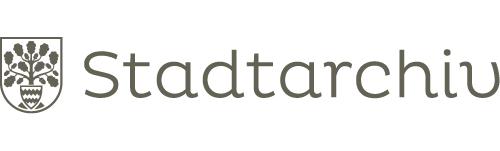 Stadtarchiv Logo