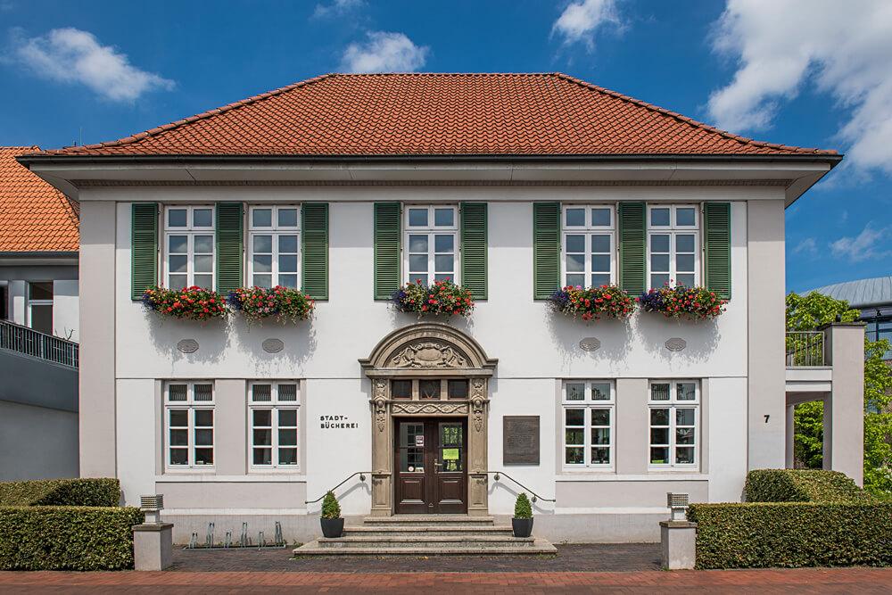 Stadtbücherei in der Poststraße