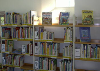 Stadtbücherei Kindersachbücher