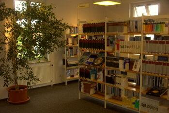 Stadtbücherei Nachschlagewerke