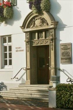 Stadtbücherei Portal