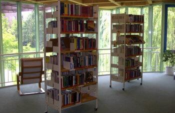 Stadtbücherei Romane