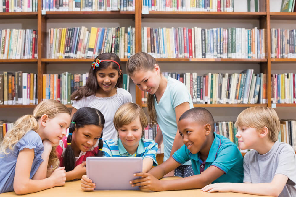 Stadtbücherei Schulen