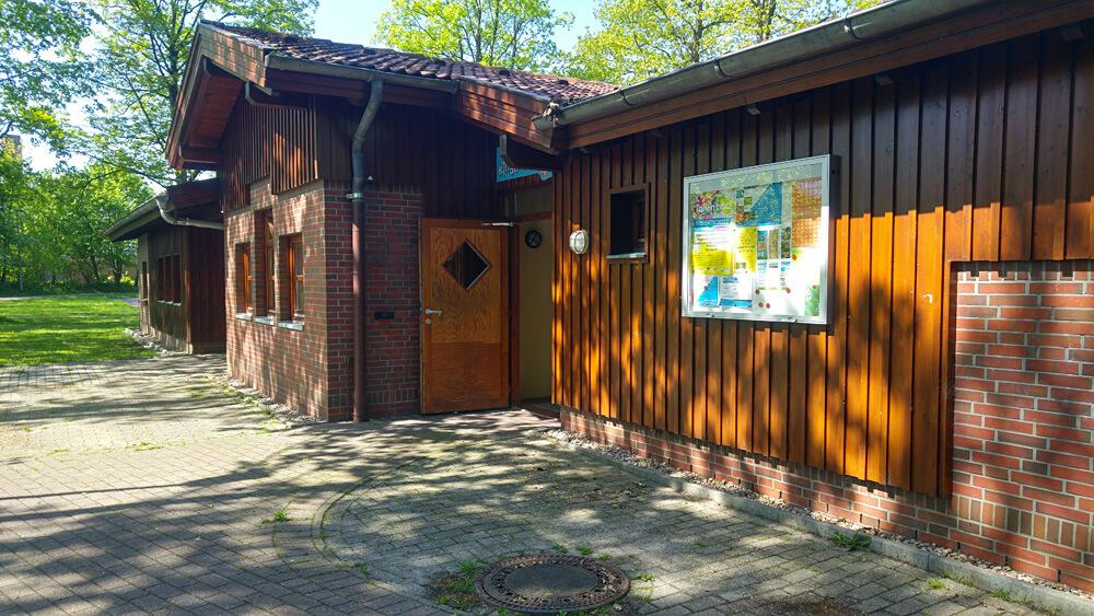 Zentrum für Kinder und Jugend und Sitz der Jugendpflege Westerstede