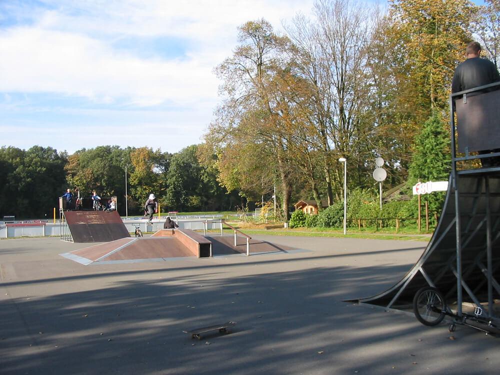Jugendzentrum Skateranlage