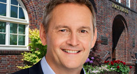 Michael Rösner seit dem 1.11.2019 im Amt