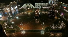 Wir wünschen eine besinnliche Weihnachtszeit und ein glückliches und gesundes neues Jahr